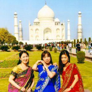 【新宿】女性のためのインド旅<br>ベーシック講座